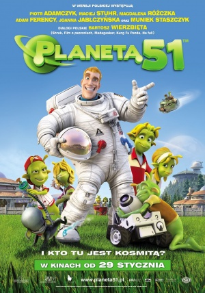 planeta 51 filmweb