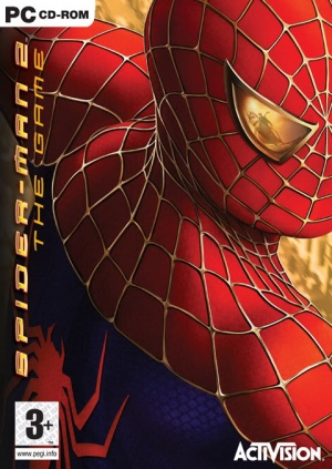 Spider-Man 2 The Game Plakat.jpg